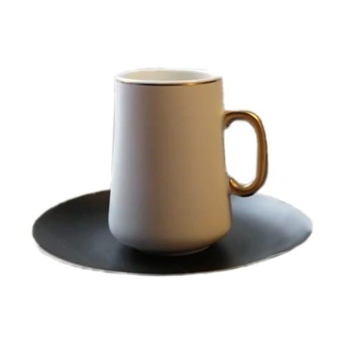 Gürallar porcelain turkish white tea set
