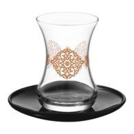 Набор бокалов для турецкого чая Lav Divan (12шт)