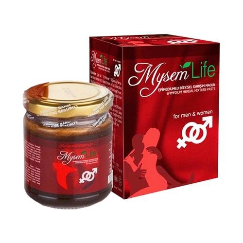 Mysem epimedium turkish honey mix turkish paste, 8. 1oz, 230g