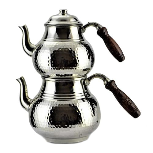 Turkish-copper-tea-pot-handcrafted-beyazid
