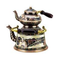Turkish Copper Tea Pot