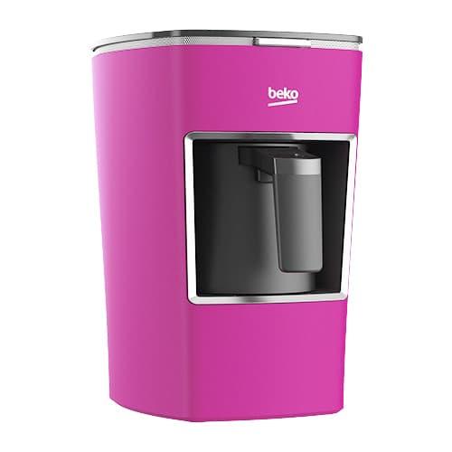 Turkish-electric-coffee-maker-beko pink