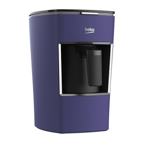 Tyrkisk-elektrisk-kaffemaskine-beko-lilla