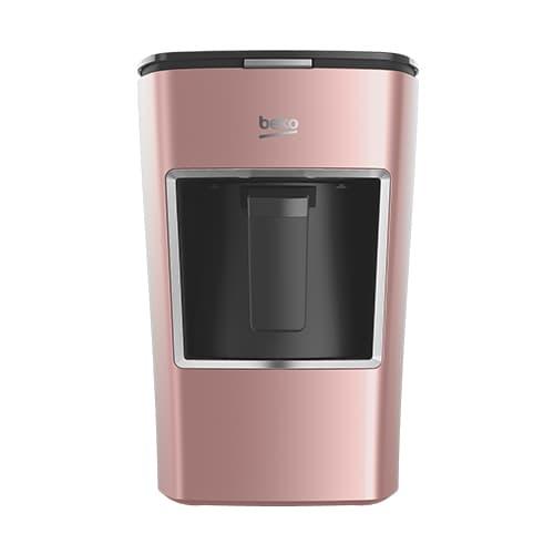 เครื่องชงกาแฟไฟฟ้าตุรกี - beko rosegold