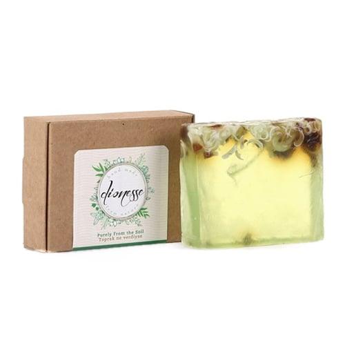 Turkish natural handmade soap aloe vera