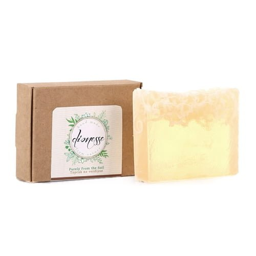 Turkish natural handmade soap coconut