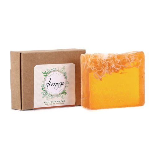 Turkish natural handmade soap honey&milk