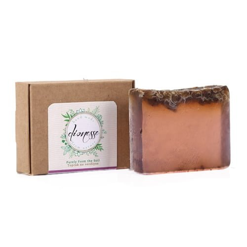 Turkish natural handmade soap lavender