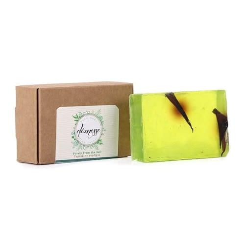 Turkish natural handmade soap olive leaf