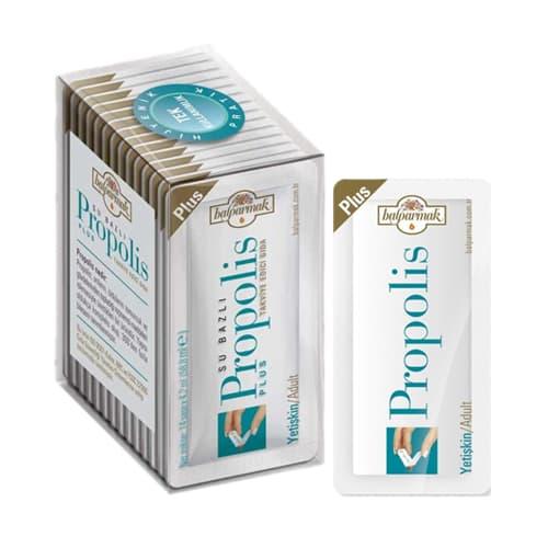 Turks propolis-waterextract voor volwassen (14 x 4.2 ml) Balparmak