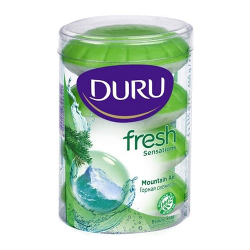 Turkish soap natural mountain air duru