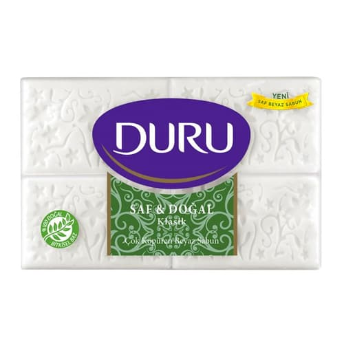Sapone turco puro e naturale classico duru