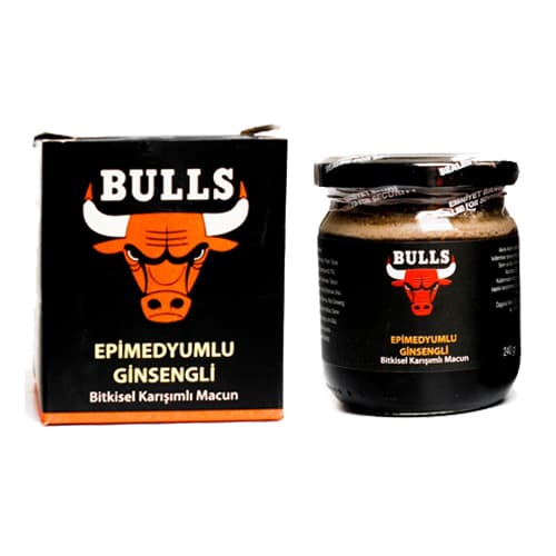 bulls-natural-epimedium-ginseng-turkish-honey-mix-turkish-paste-8.46oz-240g