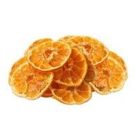 mandarinas secas