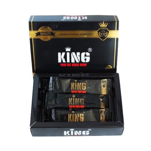 King-epimedium-herbal-mixed-paste-ready-to-use-bags