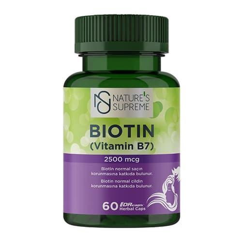 Nature's-supreme-biotin-2500-mcg-120-kapsler