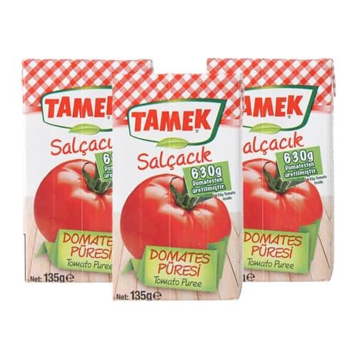 Salcacik-tomato-paste-tamek-3x(135g-4. 76oz)