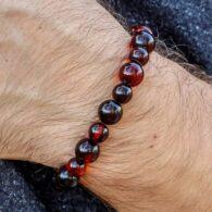 Zertifizéiert-Huet-Amber-Bracelet