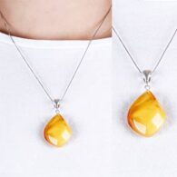 Certified-Has-Amber-Lady-Necklace