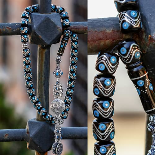 Ottoman-cut-special-design-erzurum-oltu-rosary