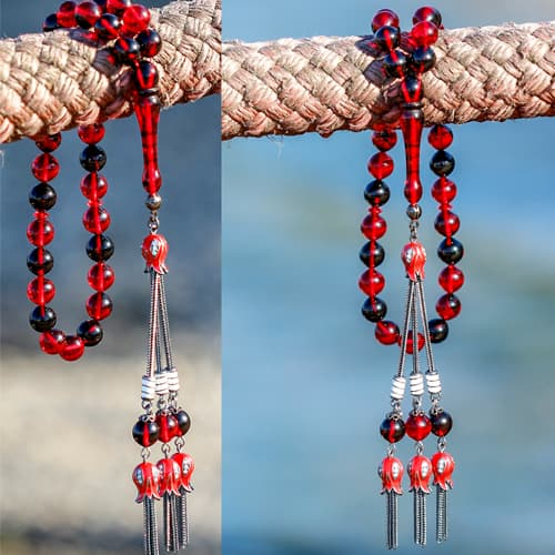 Special-design-night-red-fire-amber-rosary