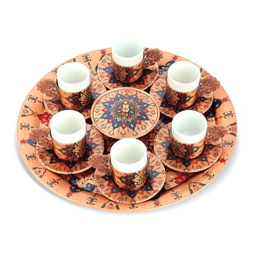 Decorative-6-pcs-copper-coffee-set-ERB-TK019