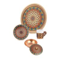 Decorative-6-pcs-copper-coffee-set-ERB-TK02-2