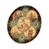 Decorative-Istanbul-copper-plate-erb-tb16