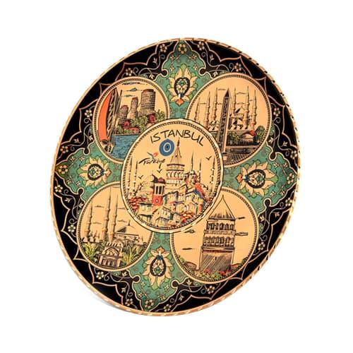 Dekorasi-Istanbul-pelat-tembaga-erb-tb16