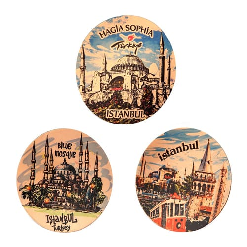 Istanbul-Magnet-series- (3lu-copper) -ERB-MG3LU-SERI28