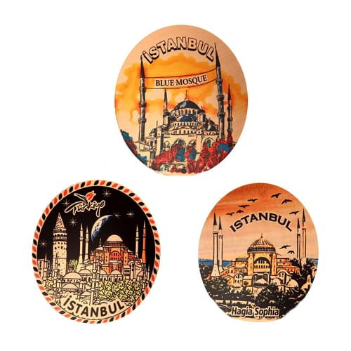 Istanbul-Magnet-series- (3lu-copper) -ERB-MG3LU-SERI29