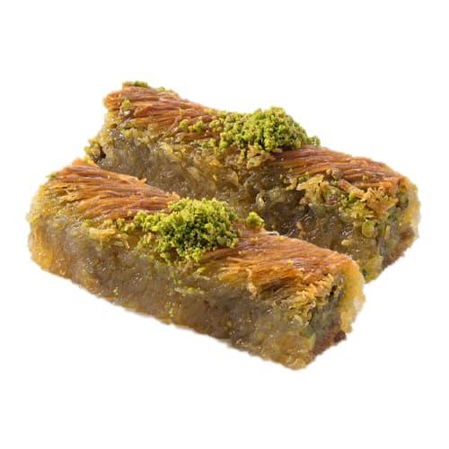 Karakoy-gulluoglu-burma-kadayif-with-pistachio