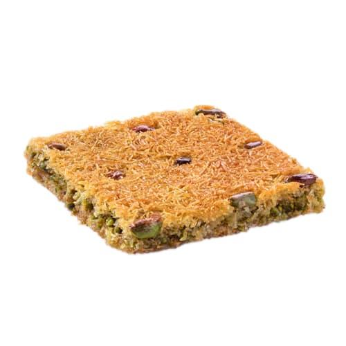 Karakoy-gulluoglu-tel-kadayıf-with-pistachio