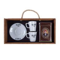 Хафиз-Мустафа-деревянный-кофейный сервиз-трио-для-двоих-2-купить