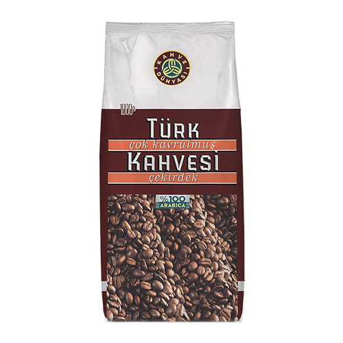 kahve-dunyasi-dark-roasted-turkish-coffee, -1-kg- (35.2-oz)