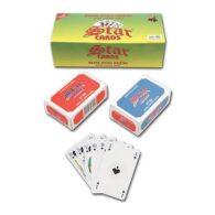 Звезда-Безик-Игра-Карточка