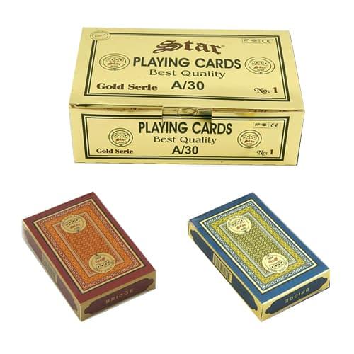 Star-Gold-Series-No1-A-30- 게임-카드