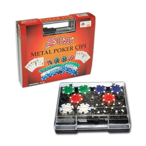 Star-poker-chip-with-bag-100-pcs