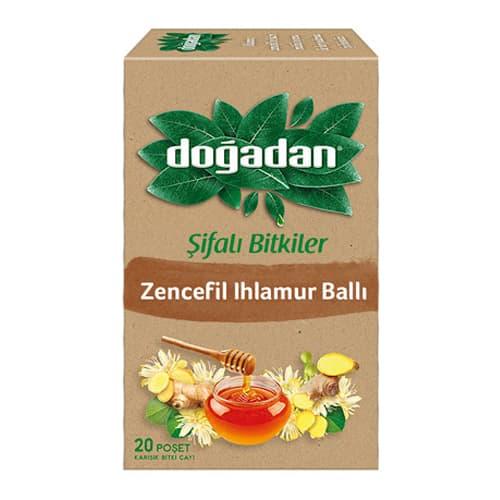 Dogadan-herbal-tea-with-ginger-lime-honey-20-tea-bags-(1. 19oz)