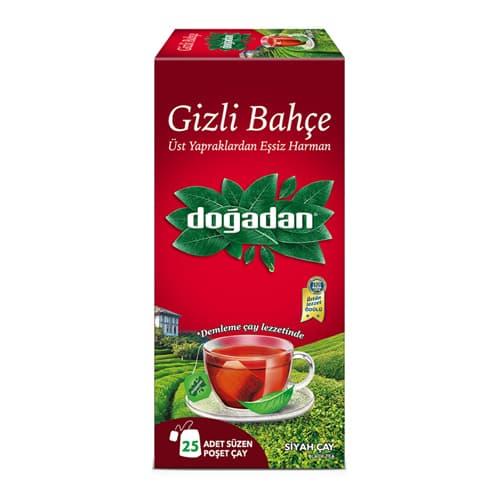 Dogadan-Hidden-garden-Cup-bag-tea-25-tea-bags-50-g (1. 76oz)