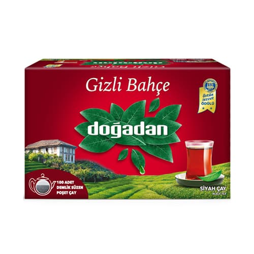 dogadan-Hidden-garden-Teapot-bag-tea-100-tea-bag-320-g (11.2oz)