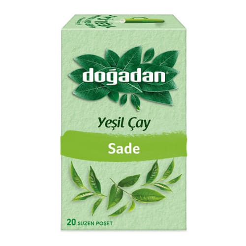 Dogadan-green-tea-20-tea-bags-34g-(1. 23oz)