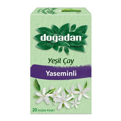 Dogadan-green-tea-with-jasmine-20-tea-bags-34g-(1. 19oz)