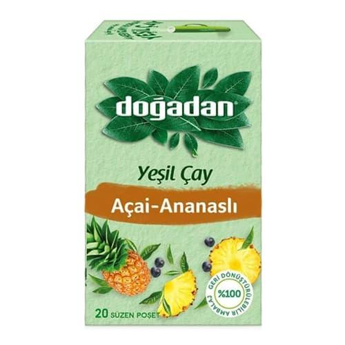Dogadan-green-tea-with-acai-berry-and-pineapple-20-tea-bags-36g-(1. 23oz)