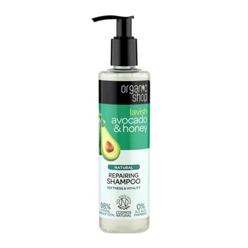 Organic-shop-avocado-and-honey-shampoo-280-ml-(9,46oz)