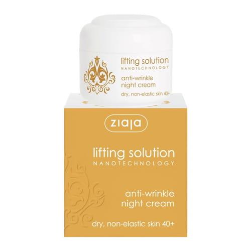 ज़ियाजा-लिफ्टिंग-समाधान-नाइट-क्रीम -40 + -50-मिली