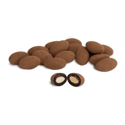 Almond-cocoa-coated-dragee-125g-4. 40oz-2