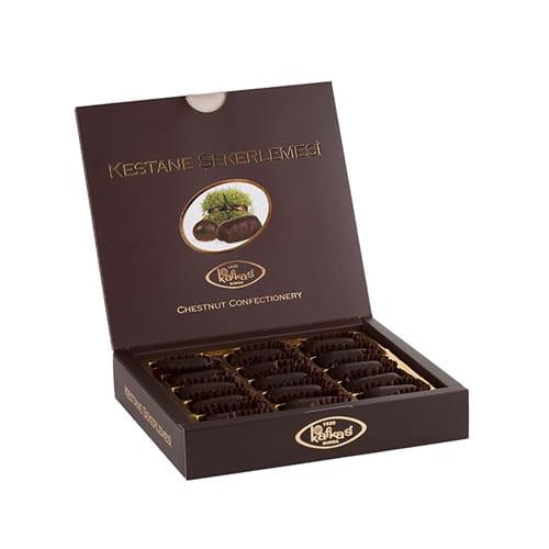 Castañas-confitadas-cubiertas-de-chocolate-kafkas-280g-9. 9 oz