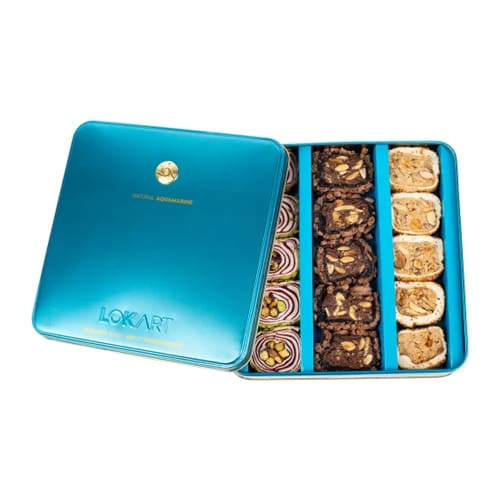 Caja-delicia-turca-premium-con-broche-de-aguamarina-real-lokart-454g-16oz