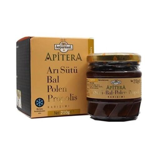 Apitera-kids-with-banana-royal-jelly-honey-propolis-,-7. 4oz-210g